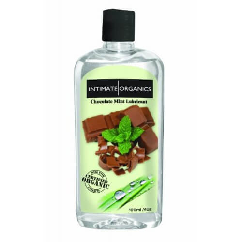 Intimate Organics - Chocolate Mint Lubricant - 120ml