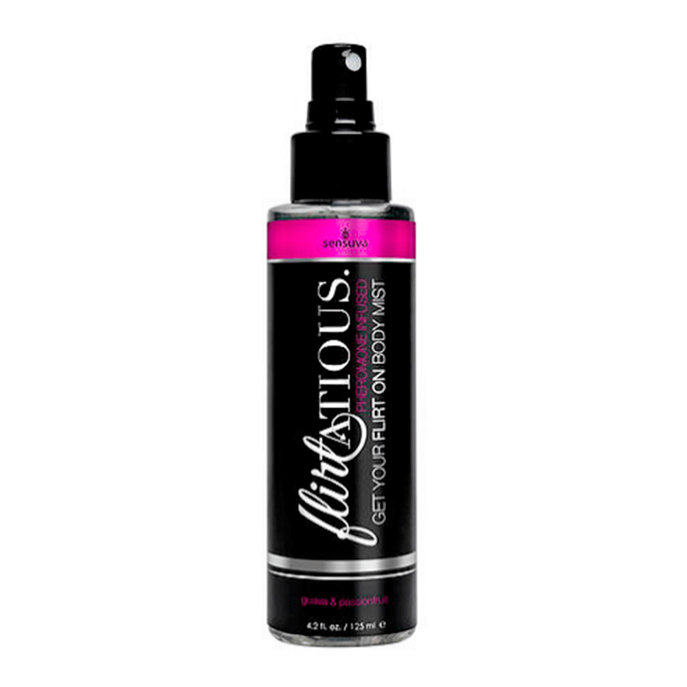 Flirtatious Body Mist - Passion Fruit & Guava