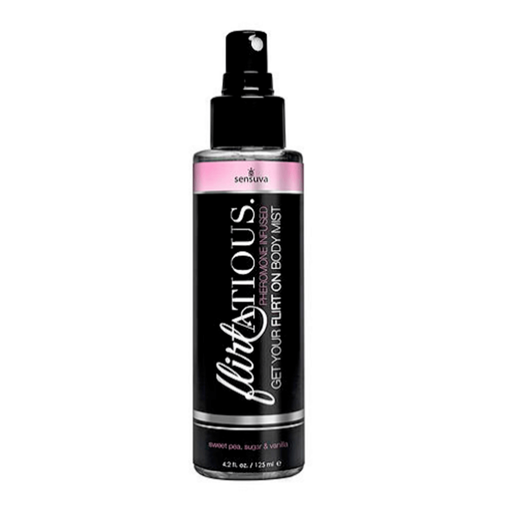 Flirtatious Body Mist - Vanilla, Sugar and Sweet Pea