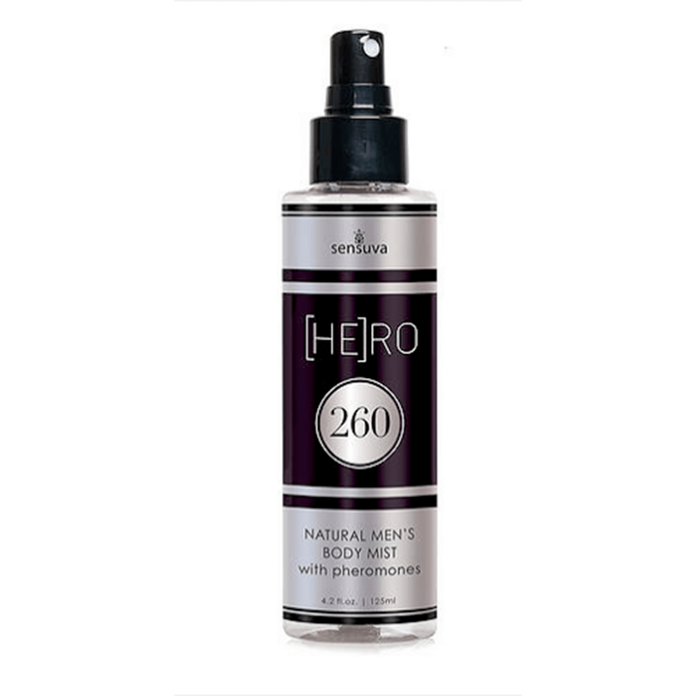 Hero 260 – Male Body Mist