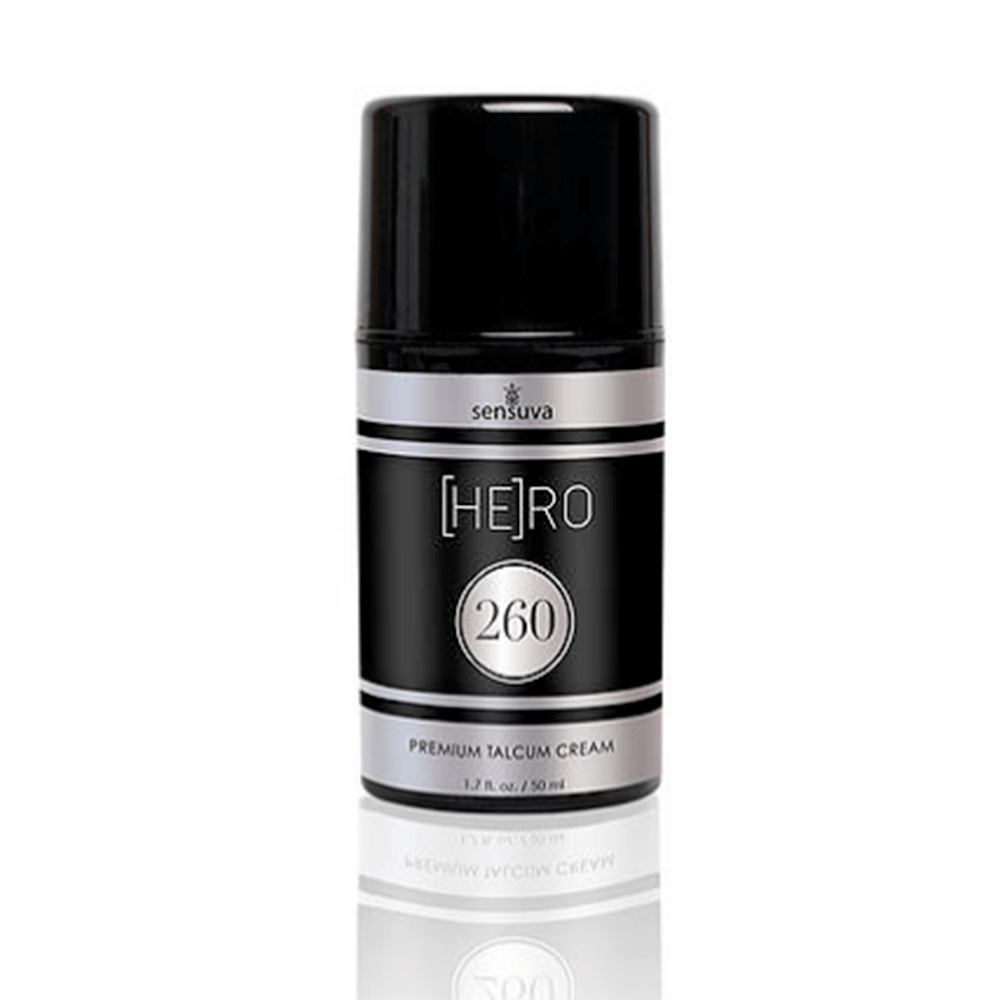 Hero 260 – Talcum Cream For Men – 50ml