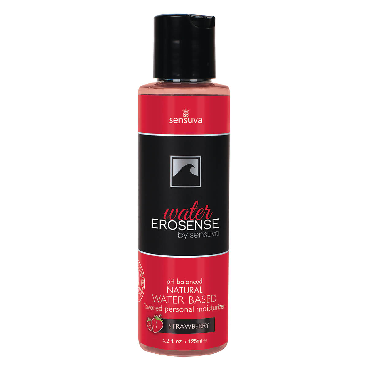 Erosense Water Based Strawberry Moisturiser – 125ml